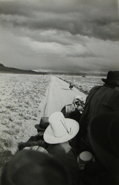 , 'Road to La Paz, Bolivia,' 1949, Howard Greenberg Gallery
