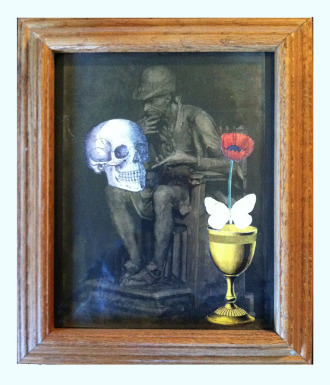 , 'In The Memory of Yorick,' 2013, Gibson Art Projects