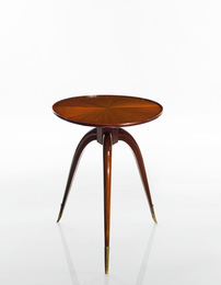 "Émile Jacques Ruhlmann, '""Elegant Apparat"" Guéridon, model 161a NR,' circa 1928, Sotheby's: Important Design"