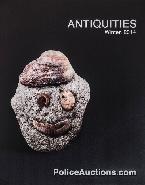 , 'Catalogue Cover (Antiquities),' 2013, Rosamund Felsen Gallery