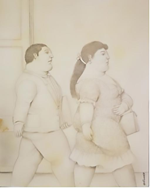 , 'The Street,' 1997, Contini Art UK