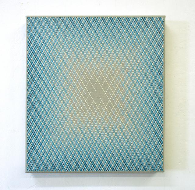 , 'Reception ,' 2018, The Flat - Massimo Carasi