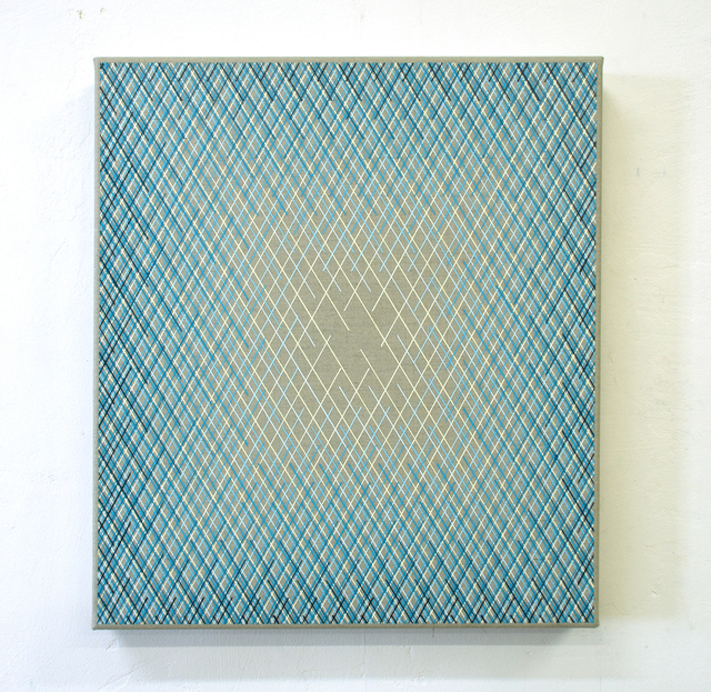 Daniel Mullen, 'Reception ', 2018, The Flat - Massimo Carasi
