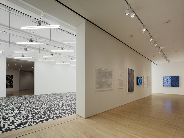 ", 'Installation view ""Field Conditions"",' 2012, San Francisco Museum of Modern Art (SFMOMA)"