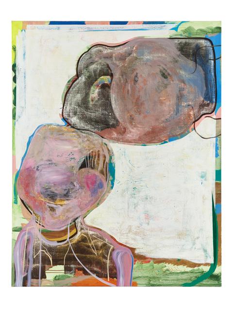 , 'Freundschaft (Friendship),' 2010-2016, Setareh Gallery