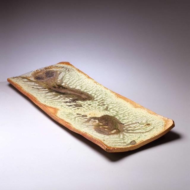 , 'Large Iga-ware Platter,' 2003, LACOSTE / KEANE GALLERY