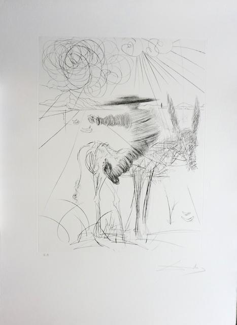 Salvador Dalí, 'Don Quixote & Sancho Panza Sancho Panza', 1971, Fine Art Acquisitions