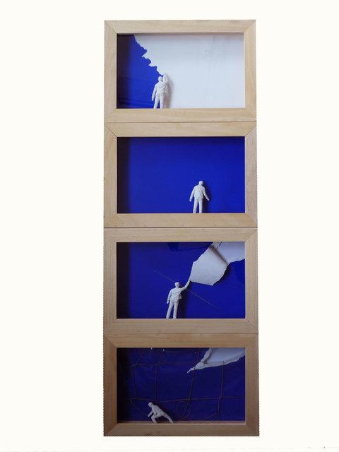 , 'D'un geste à l'autre,' 2015, Galerie Marie-Robin