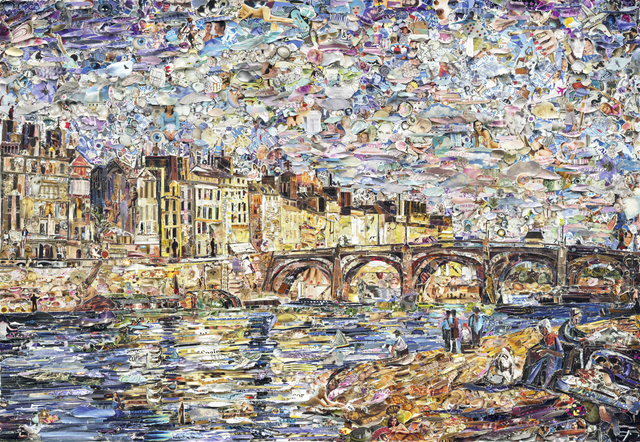 , 'Pont de la Toumelle, after Stanislas Lépine ,' 2013, galerie nichido / nca | nichido contemporary art