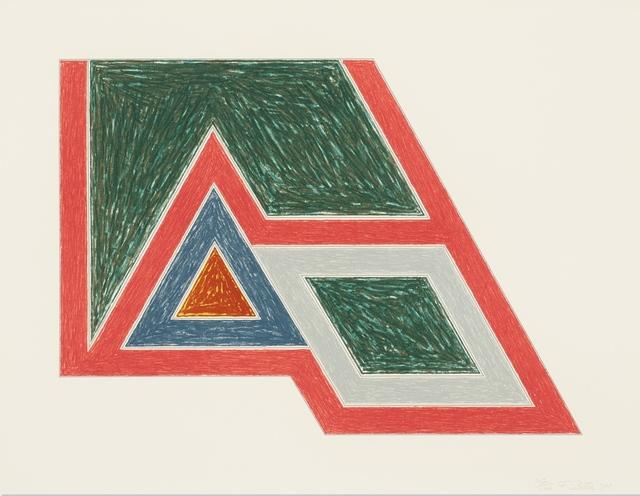 Frank Stella, 'Sanbornville (from the Eccentric Polygons series)', 1974, Zeit Contemporary Art