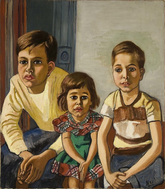 , 'Robert, Helen and Ed,' ca. 1952, Michael Rosenfeld Gallery