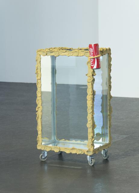 , 'Untitled (Cola),' 2015, Galerie Clemens Gunzer