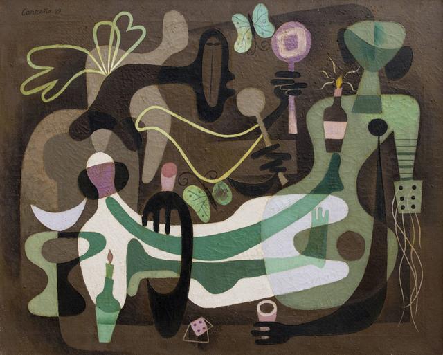 , 'Funerales de Papá Montero ,' 1949, Gary Nader