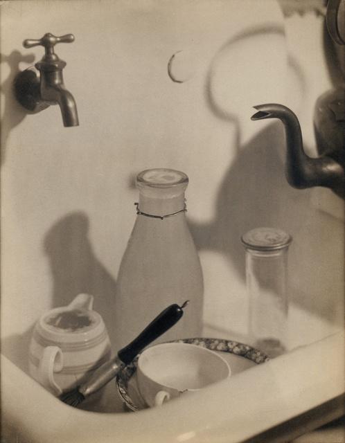 , 'The Kitchen Sink,' 1919, Robert Mann Gallery