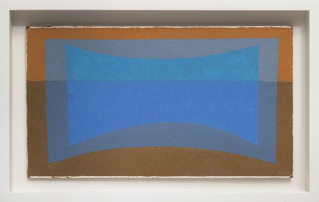 Oli Sihvonen, 'Untitled', 1958, Painting, Oil on masonite, 203 Fine Art