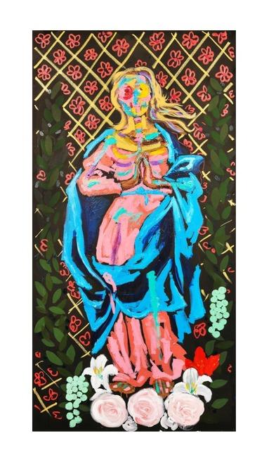 , 'Virgin Mary ,' 2016, Maddox Gallery