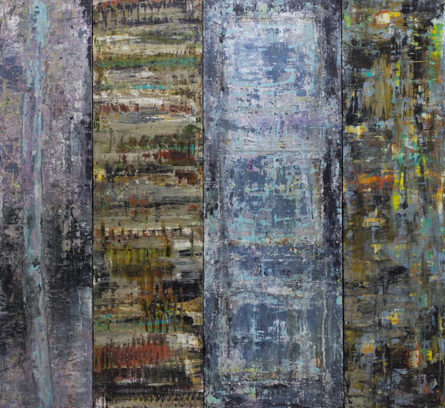 , 'Inside The Mountain - Quadtych,' , SmithKlein Gallery