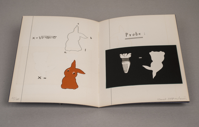 , 'Schoolgirl's Notebook (Le Cahier d'une Écolière) Edition 41/100,' 1973, National Museum of Women in the Arts