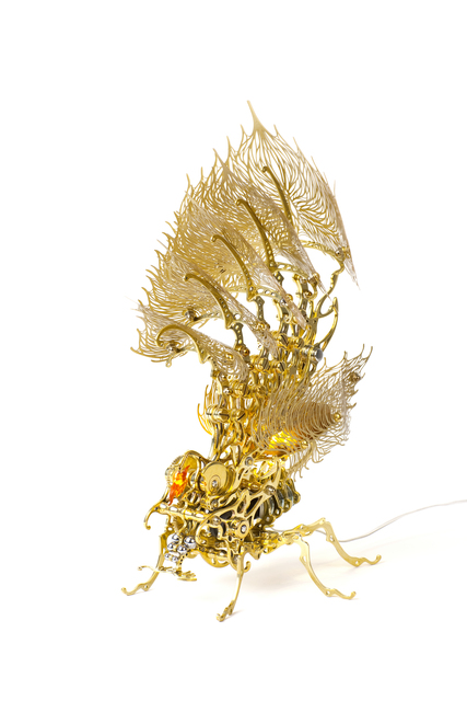 , 'Gold Insecta Lamp,' 2013, Gallery Hyundai