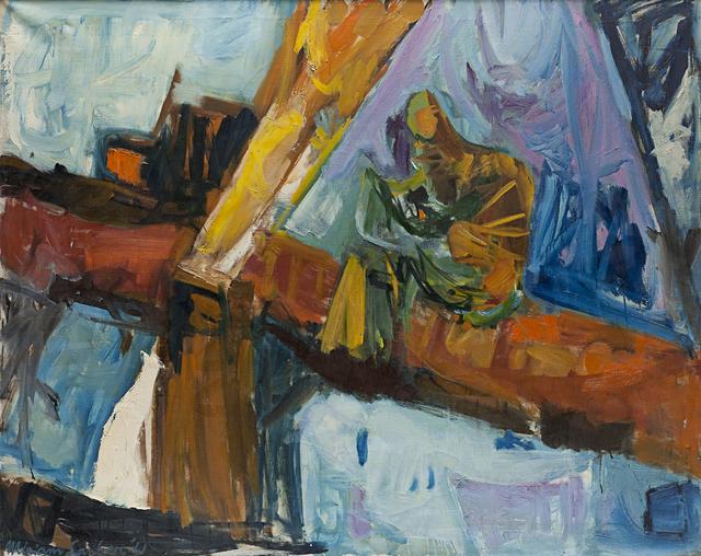 Miriam Laufer, 'Untitled', 1961, Caldwell Gallery Hudson