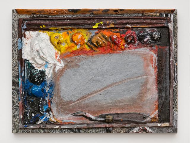 , 'Plein air palette,,' 2018, Foxy Production