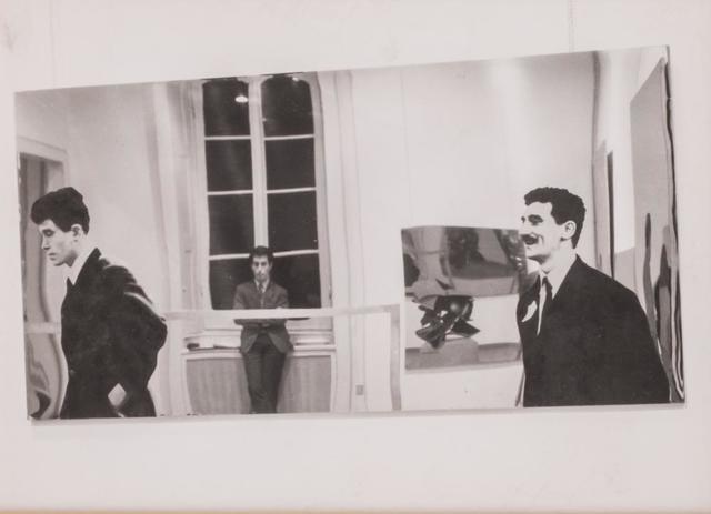 Paolo Bressano, 'Gian Enzo Sperone Riflesso Nell'Opera Di Michelangelo Pistoletto', Itineris