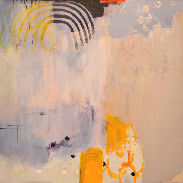 , 'Listening Behind The Noise,' 2018, Cheryl Hazan Gallery