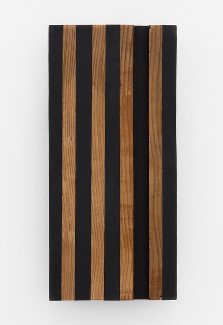 , 'Carved Boundaries,' 2001, Blum & Poe