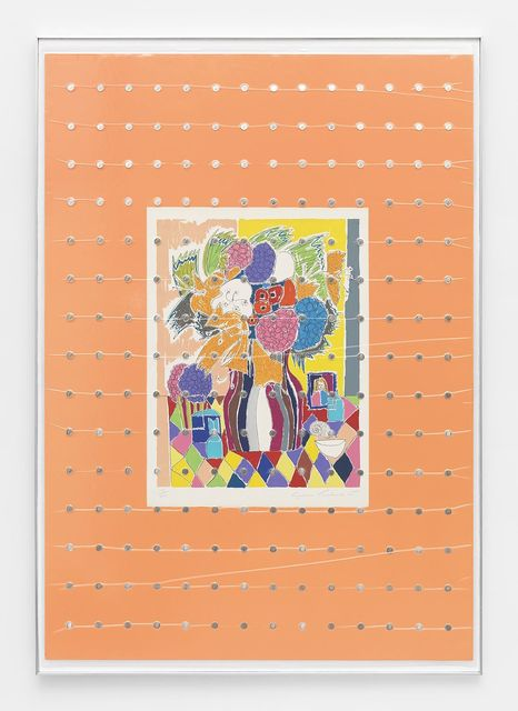 ", 'Gloria Vanderbilt 'Tiger Lilies', 2013 (29"" x 36"") Lithograph + 1946 - 2014 COMPLETE ROOSEVELT DIME SET ALL BU, Clad and Silver Proof,' 2015, Feuer/Mesler"