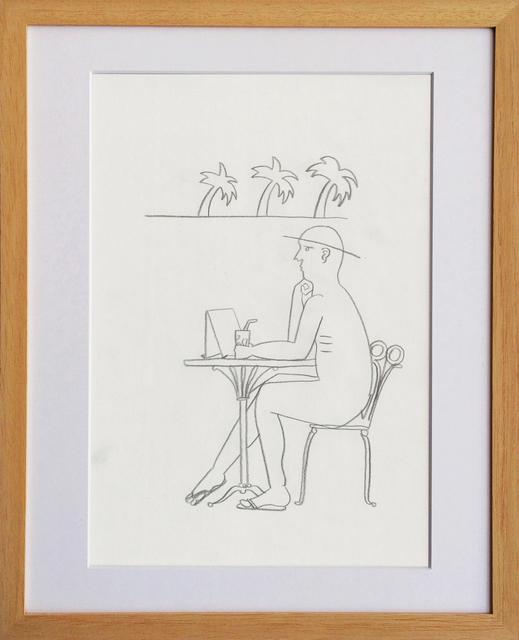 , 'Beach solo,' 2015, Ruttkowski;68