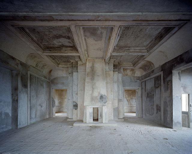 """, '""""Graphite"""" Hotal Palace, Combodia,' 2013, Podbielski"""