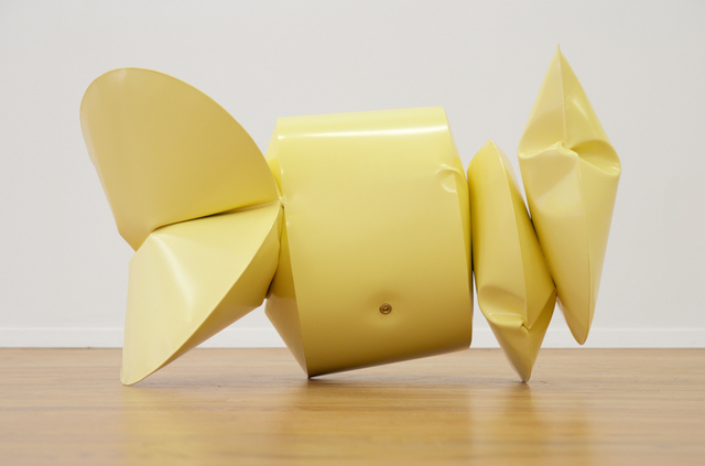 , 'Butter Yellow,' 2016, Galerie Richard