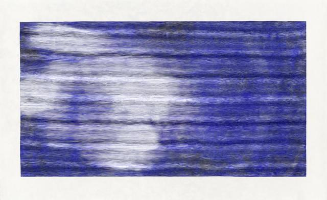 , 'Ultramarine,' 2017, Alan Cristea Gallery