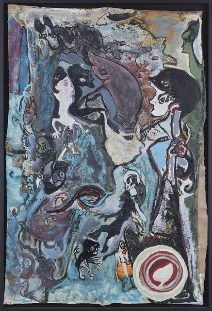 , 'Helmet,' 1991, Cavin Morris Gallery