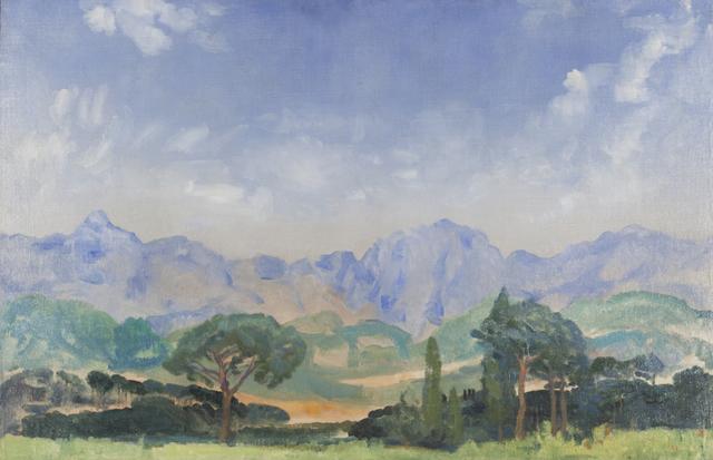 , 'Italian Landscape,' , ACA Galleries