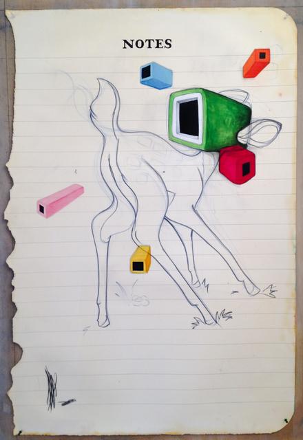 , 'Bambi,' 2016, Castor Gallery