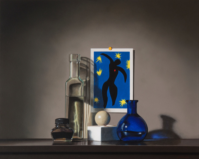 Guy Diehl, 'Still Life with Matisse #2', 2018, Dolby Chadwick Gallery