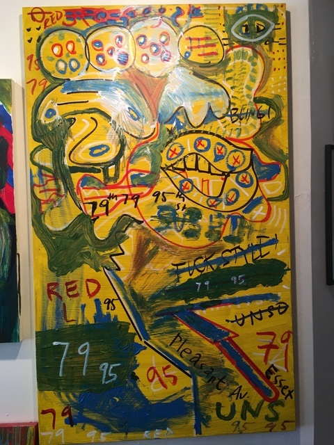 , '79 95 (Chicago),' 2016, Corcoran Fine Arts
