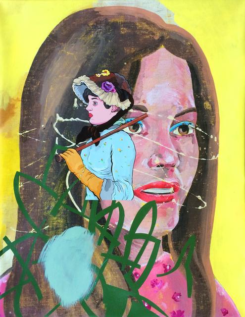 Mark Mulroney, 'Haiku #5', 2020, Painting, Acrylic on canvas, ALLOUCHE BENIAS