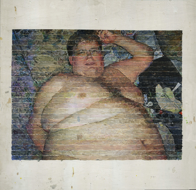 , 'Fatcom,' , Aurora Vigil-Escalera Art Gallery