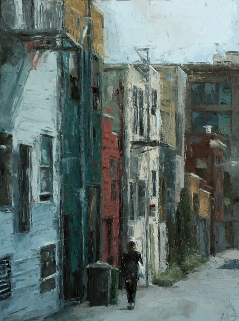 , 'Taber Alley,' , Maybaum Gallery
