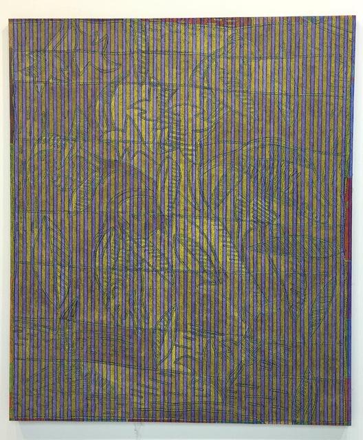 , 'Crewel Cotton,' 2016, Collezione Maramotti