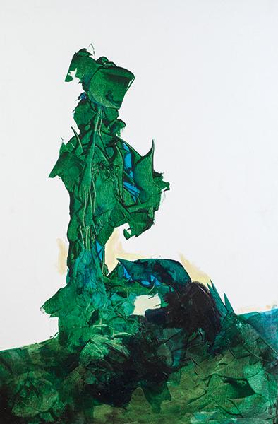 Bryan Kneale, 'Rising ', 2018, Pangolin London