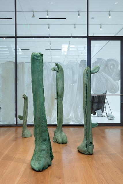 , 'fuck sake fuck sake (working title),' 2016, Nasher Sculpture Center