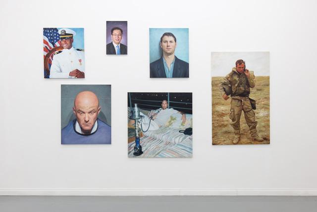 Eric Wesley, 'Sailor, 1984, Doctor, myspace, 401k, my brother', 2018, SPROVIERI
