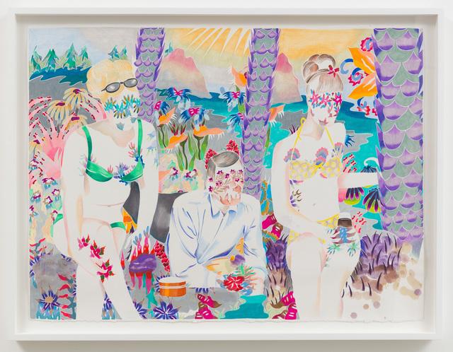 Sarah Ann Weber, 'The Diversion', 2019, Anat Ebgi