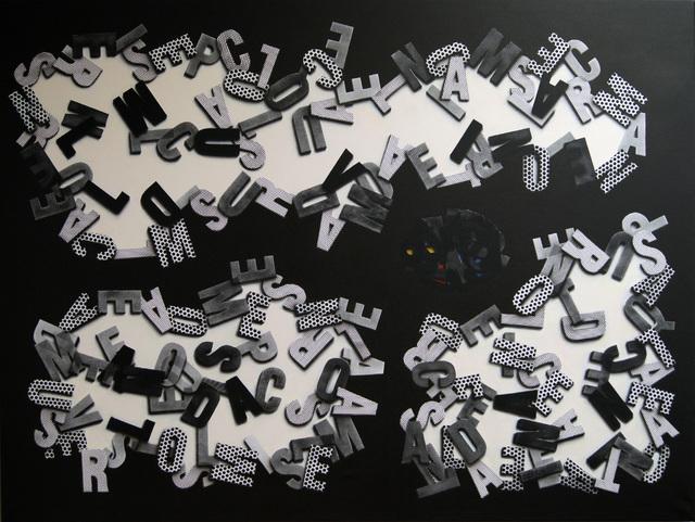 , 'Semilla Negra,' 2012, Galería Weber-Lutgen