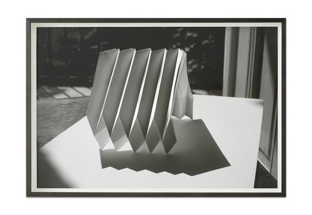 , 'Die Variable des Raums I,' 2016, alexander levy