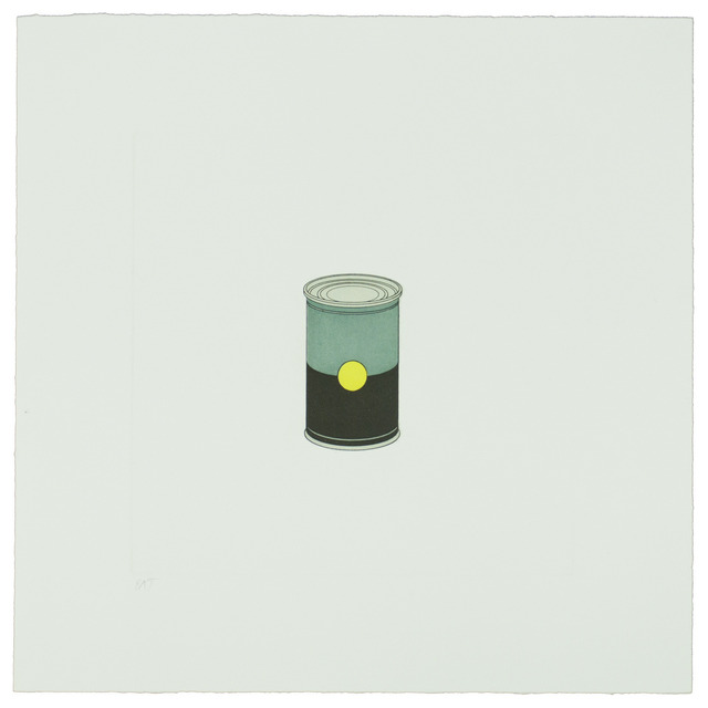 Michael Craig-Martin, 'The Catalan Suite II - Soup Can', 2013, Polígrafa Obra Gráfica