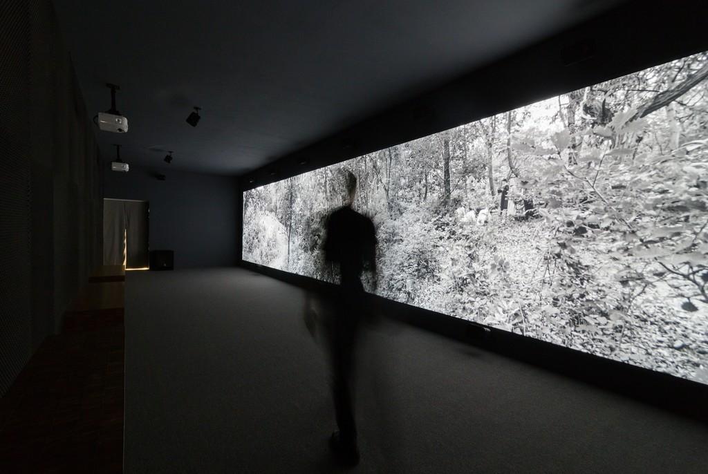 Installation Shot of work of PARK Chan-Kyong 朴贊景 ©TFAM臺北市立美術館